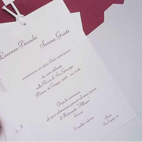 partecipazioni di nozze 0538