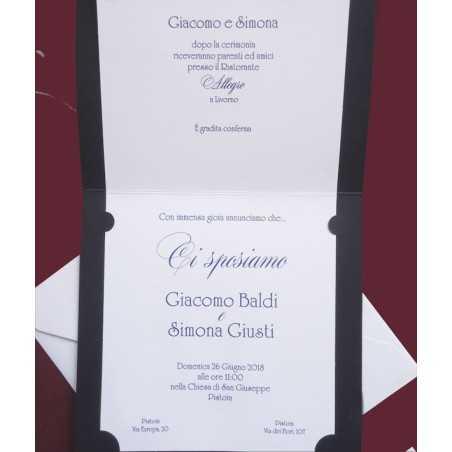 partecipazioni di nozze 0564