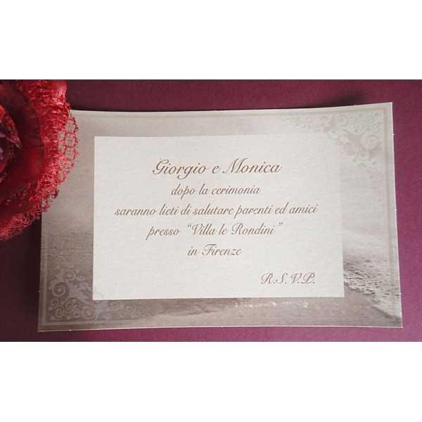 partecipazione di nozze CP031014