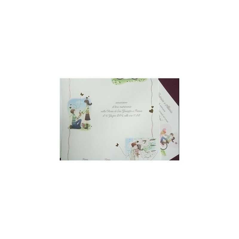 partecipazioni di nozze 0527