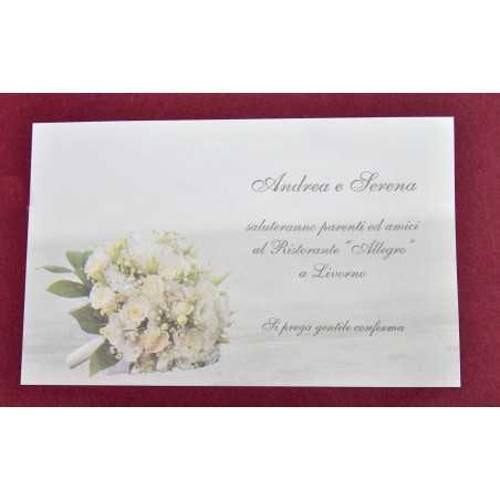 Partecipazioni di nozze 0517
