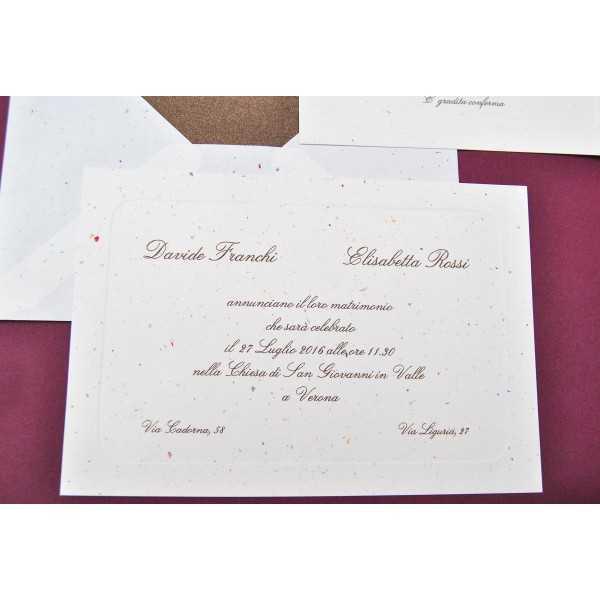 Partecipazioni di nozze 03-1148