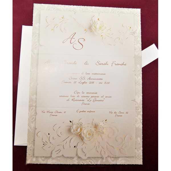 partecipazione di nozze 0557