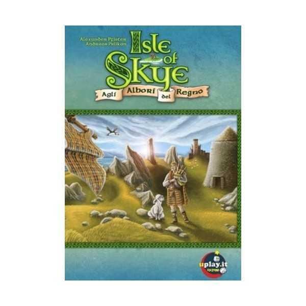 Gioco da tavolo edizione Italiana Isle Of Skye: agli albori del Regno Uplay