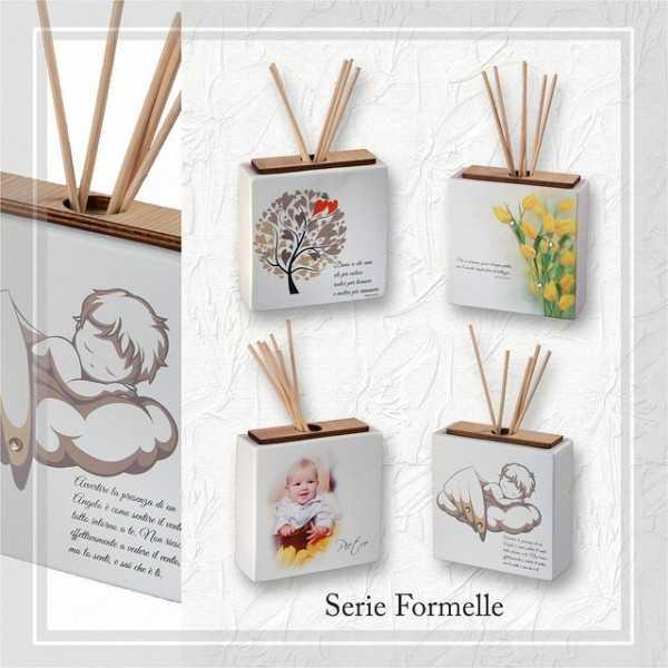 Bombniera Negò Serie Formelle Ceramica