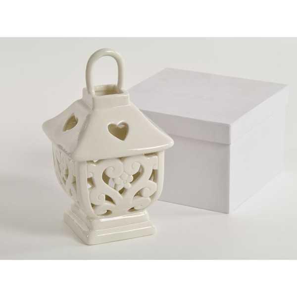Bomboniera Matrimonio Lanterna Traforata