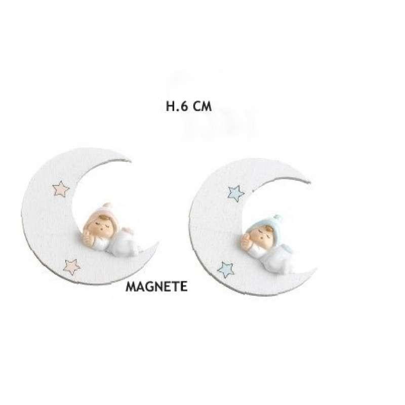 Bomboniera Nascita Baby Magnete
