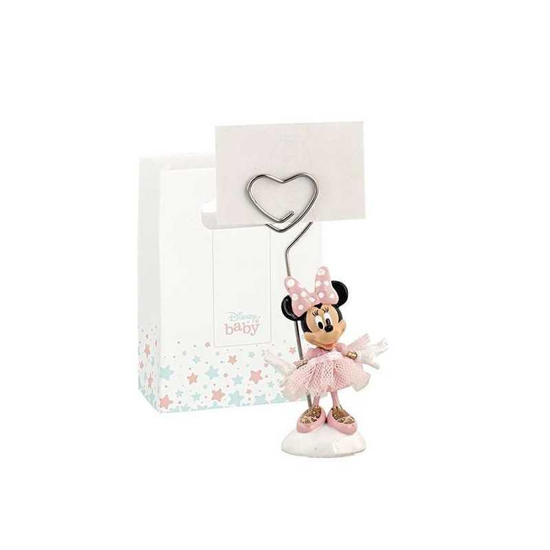 Bomboniera Mickey-minnie memo clip