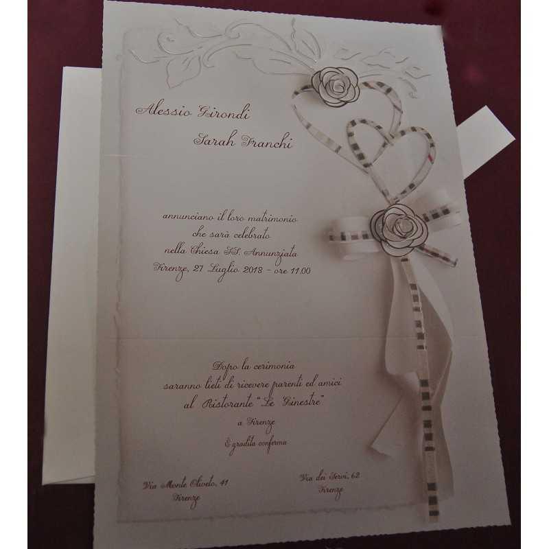 partecipazioni di nozze 0556