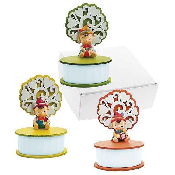 Bomboniera Lampada Pinocchio