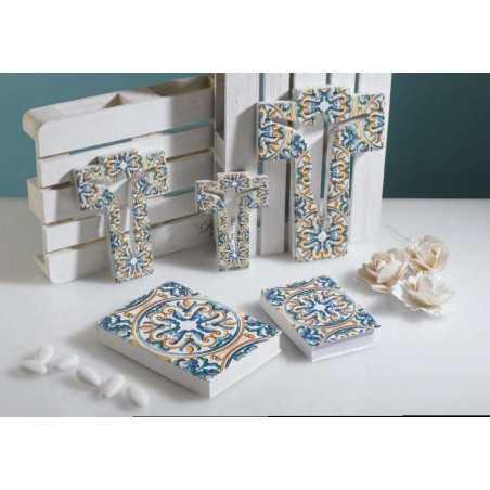 Bomboniere Sacre Dolcicose Croce-Vangelo
