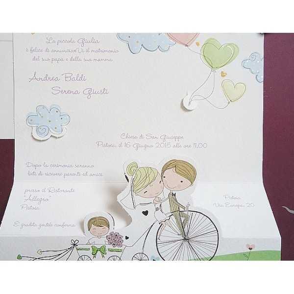 partecipazioni di nozze 0542